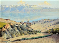 lutry et grandvaux by paul lepinard