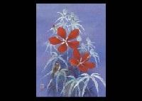 hibiscus by mutsuro kawashima