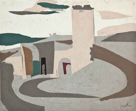 knowlton dorset by john piper