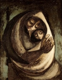 maternidad by jose francisco aguirre