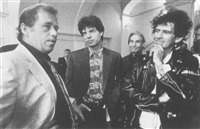vaclav havel and the rolling stones in prague by tomki nemec