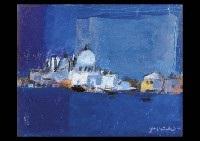 venice (+ seine; 2 works) by koji yoshioka