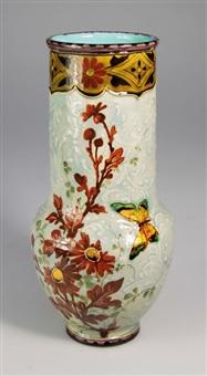vase (design by c. roger) by optat milet
