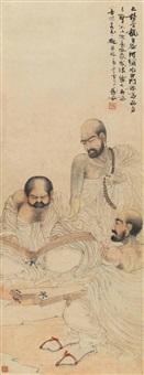 bodhisattvas by deng fen