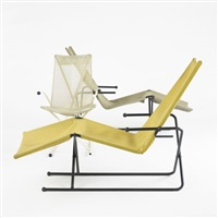 chairs (set of 3) by henry p. glass