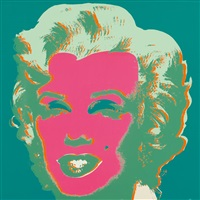 marilyn monroe (marilyn) by andy warhol