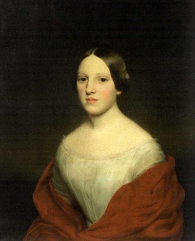portrait of mrs robert mackay by francis alexander