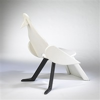bird chair by claude and francois-xavier lalanne