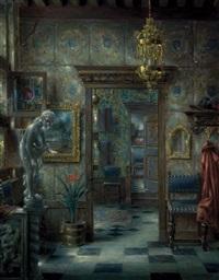 intérieur by herman jacobs