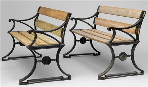parksoffor pair by folke bensow