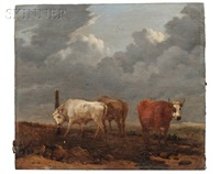 cattle by karel dujardin