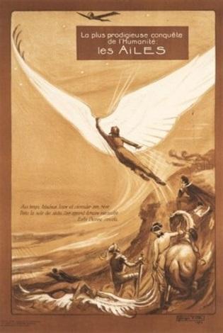 la plus prodigieuse conquête de lhumanité les ailes by georges villa