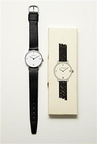 orologio annuale by alighiero boetti