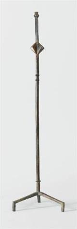 lampadaire modèle étoile by alberto giacometti