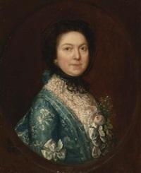 portrait of lady alston by thomas gainsborough