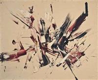 éclatement (outburst) by judit reigl