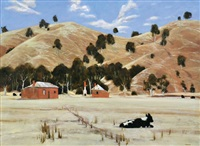 the abandoned homestead, wedderburn by philip davey
