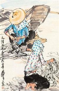 织网图 by huang zhou