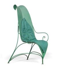 a foglia chair by fabrizio corneli