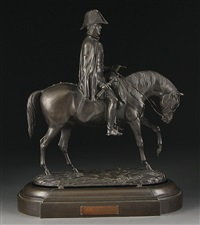arthur, duke of wellington riding copenhagen by edmund cotterell