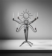 candelabrum by andré dubreuil