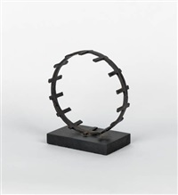 untitled (maquette) by william tucker