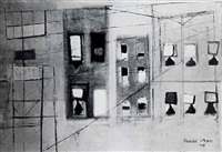 windows by hedda sterne