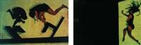 les deux danseuses (+ un danseur; 2 works) by oliver herring