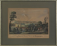 south-west view of bethlehem by george heide