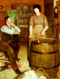 the washtub by thomas bowman garvie