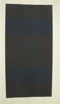 ten screenprints by ad reinhardt, pl. 8 (portfolio of 10) by ad reinhardt