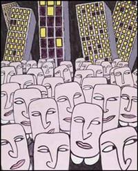 the crowd by joe average