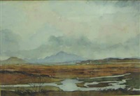 moorland north connol by katharine cameron