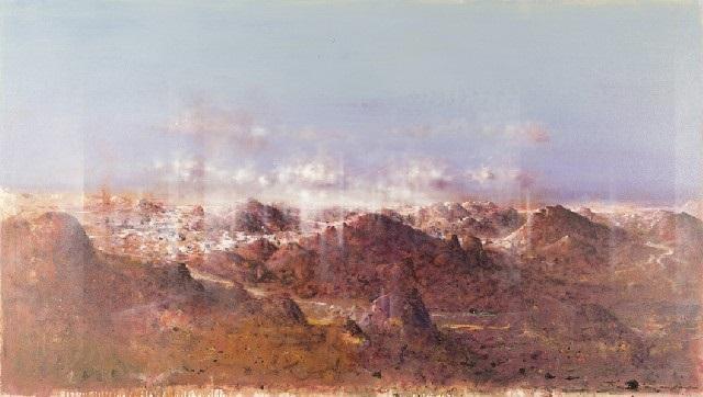 shimmer range by ken johnson