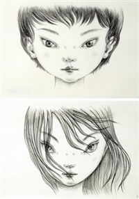 mimio 1 (+ mimio 2; 2 works) by tomoko konoike