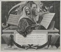 memento mori by pierre drevet