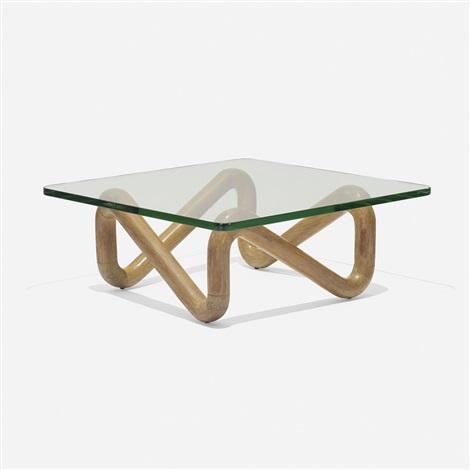 Coffee Table By Harvey Probber On Artnet