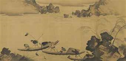landscape by anonymous chinese 19