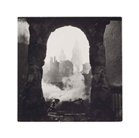 london bomb damage by cecil beaton