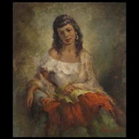 gypsy girl by marilyn bendell