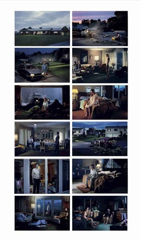 dreamhouse 12 works by gregory crewdson
