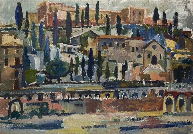 in tuscany by karl stachelscheid