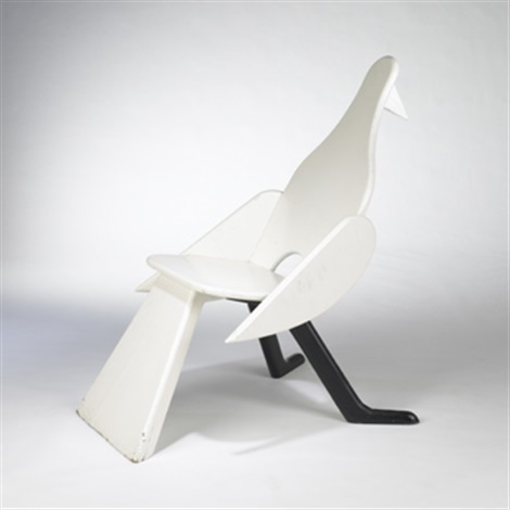bird chair by claude and francois xavier lalanne