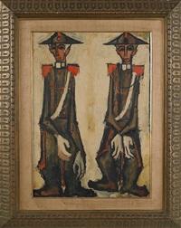 two gentlemen by giuseppe gambino