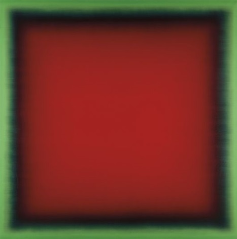 red inside green happiness by eric freeman
