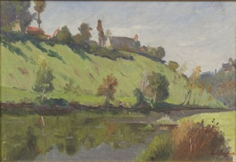 along the loire by lucien bleyfus