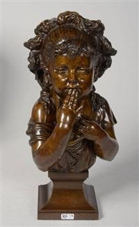 le baiser de l'enfant by nicholas lecornet