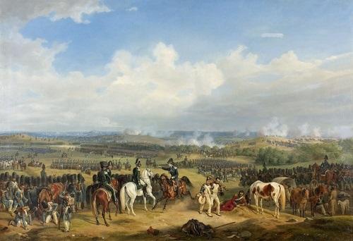die schlacht bei witebsk am 27 juli 1812 by albrecht adam