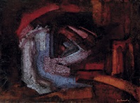 composition (ma9) by georges sempels