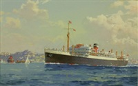 sydney star at sydney by john allcott